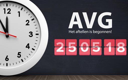 Bent u al voorbereid op de AVG?