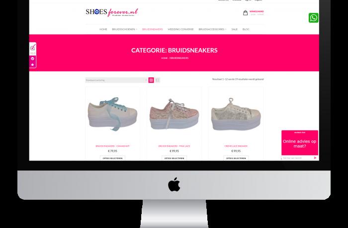 Bruidssneakers